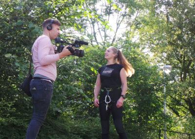Interview met RTV Rijnmond