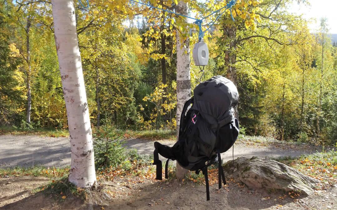 Afslanken voor hikers