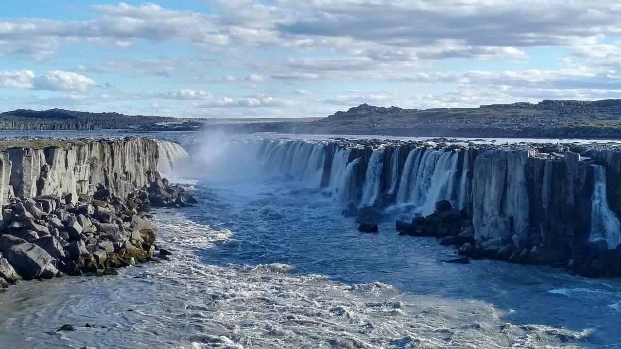 waterval IJsland