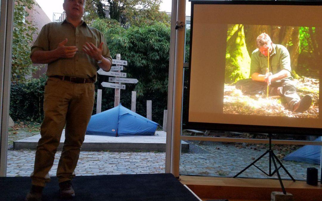 Ray Mears: Bushcraft verbindt de oude en de nieuwe wereld